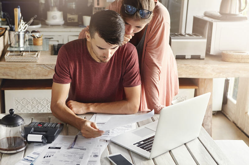 learning the benefits of filing for bankruptcy